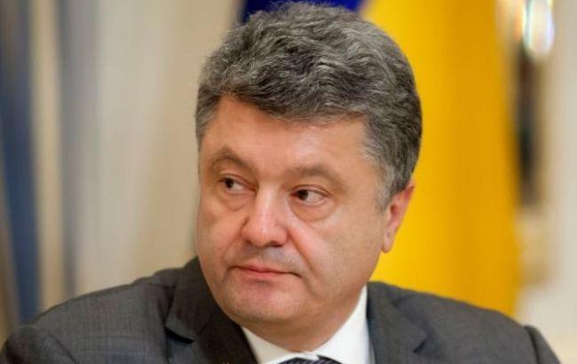 Порошенко вимагає звільнити прокурора Одеської області Стоянова