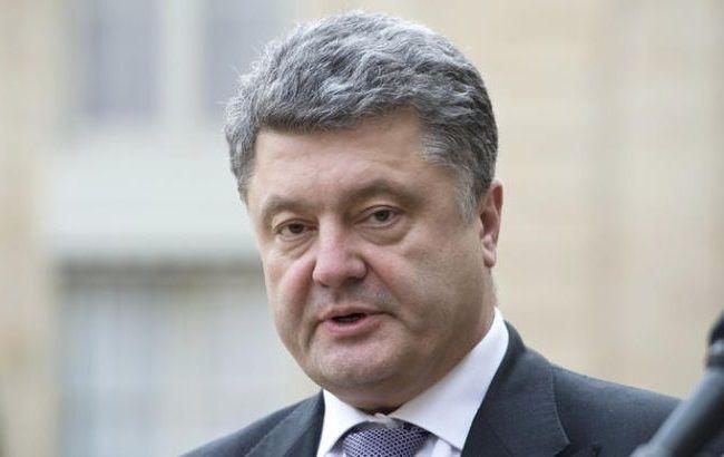 Порошенко: американські радники присутні у всіх напрямках реформ в Україні