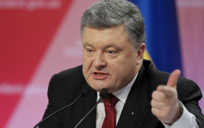 Порошенко заявив, що Україна здатна контратакувати Росію в кібервійні