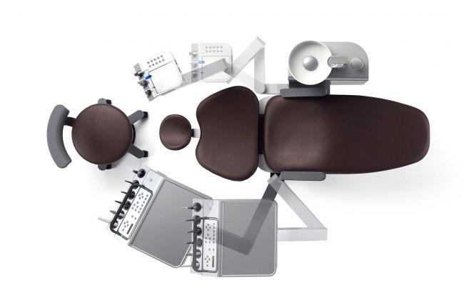 Для здоровой улыбки: в Porsche создали необычное стоматологическое кресло