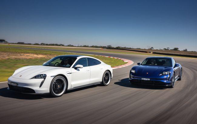 Электрический ажиотаж: очередь на электромобиль Porsche Taycan растянулась на полгода