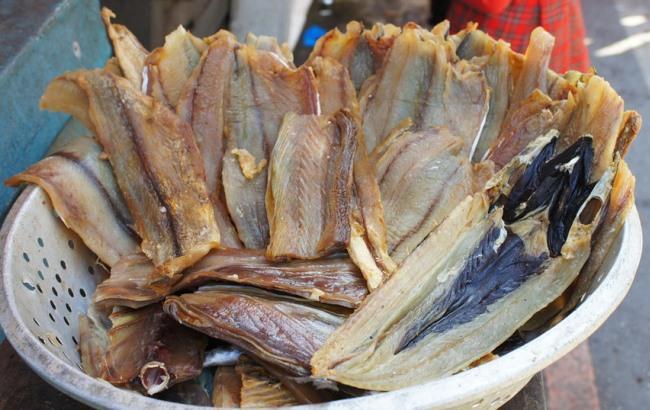 Фото: Вяленая рыба (pixabay.com/yizheng0)