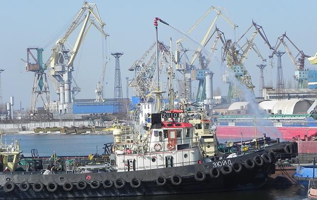 Фото: Николаевский порт (portnikolaev.com)