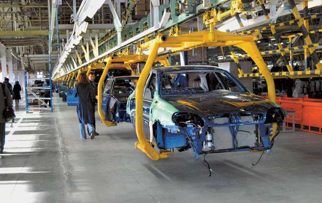 Фото: в Україні знизилося автовиробництво