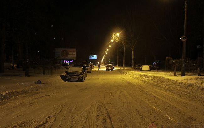 Фото: населенные пункты обесточены из-за снегопадов в Украине