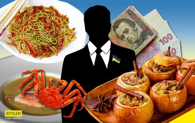 Стало відомо, що їдять українські багатії під час посту