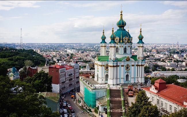 День Киева: Порошенко показал украинцам красочную панораму столицы