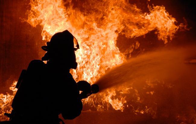 Фото: в Одессе произошел пожар в жилом доме