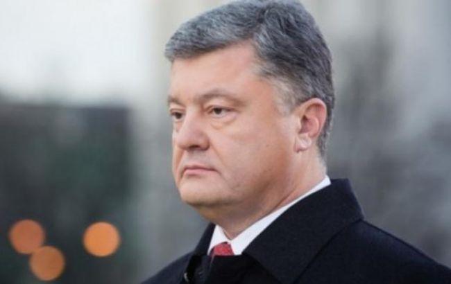 Порошенко привітав рішення ЕС продовжити санкції проти РФ