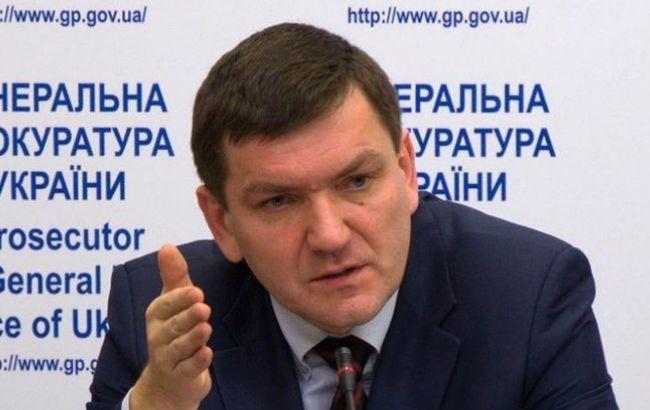 Фото: Сергей Горбатюк рассказал о расследовании преступлений на Майдане