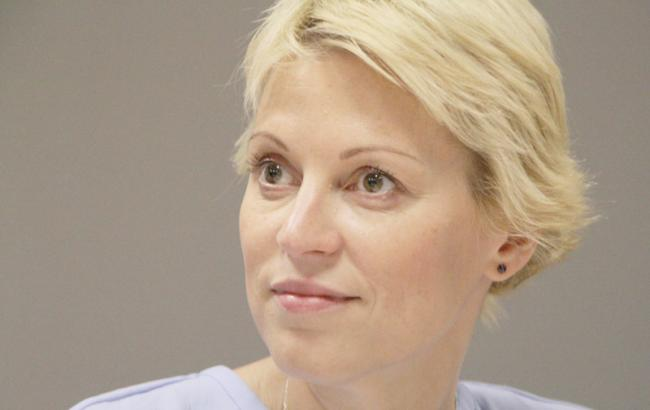 Макеєва пішла з посади заступника міністра фінансів