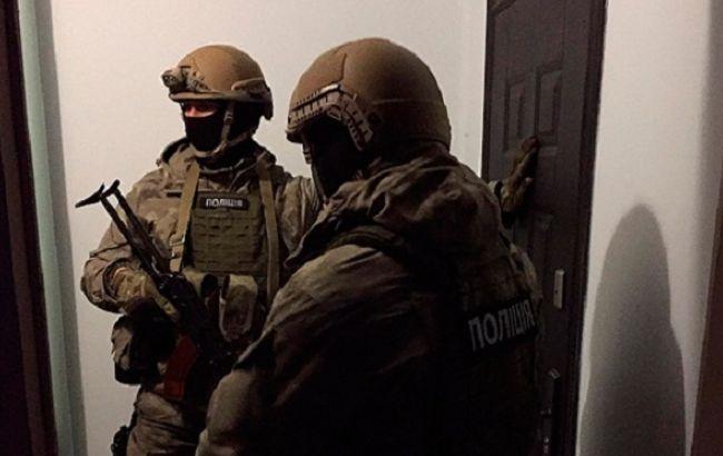 Милиция о специализированной операции вЗатоке: Членам банды инкриминируют правонарушения по 5-ти статьям