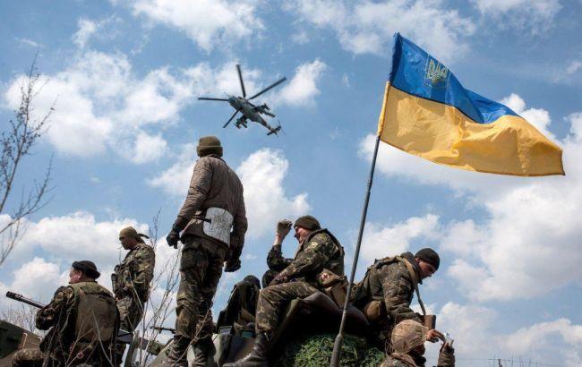 Фото: военные ВСУ