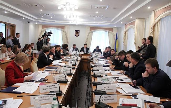 Правовой комитет ВР отменил очередное заседание