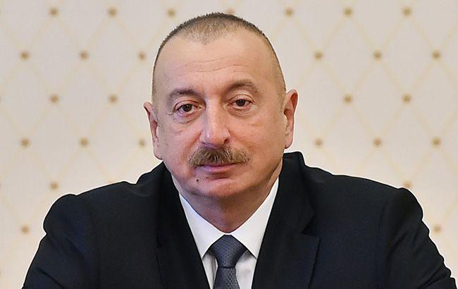 Ільхама Алієва вчетверте обрали президентом Азербайджану— екзит-пол