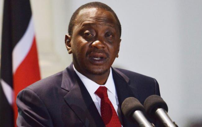 Фото: Ухуру Кениата (president.go.ke)