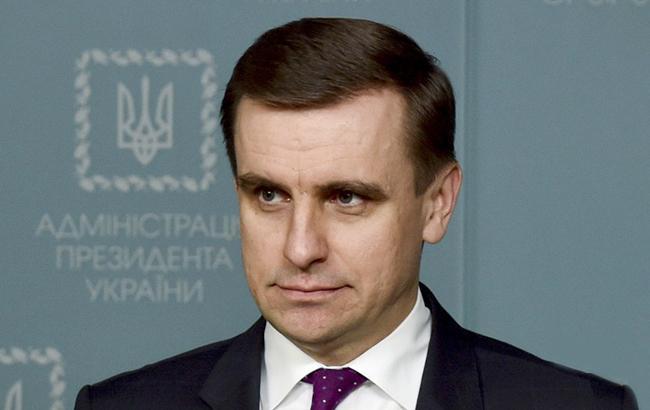 Фото: Заместитель главы администрации президента Константин Елисеев (РБК-Украина/Виталий Носач)