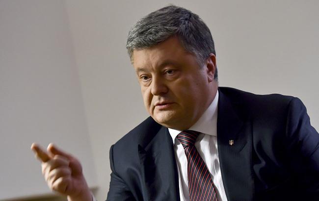 """Порошенко: """"холодна війна"""" в гібридній редакції Кремля йде вже давно"""