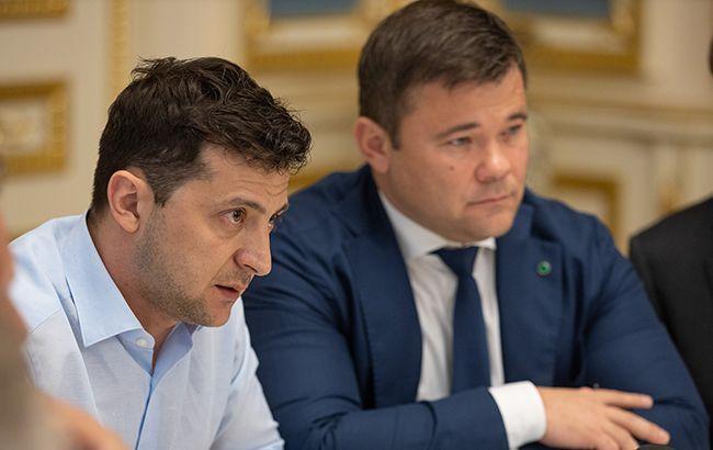 Похід Єрмака: як Андрій Богдан програв боротьбу за вплив на Зеленського