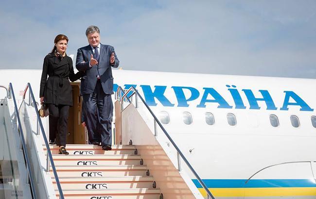 Порошенко: Меркель і Макрон підтримують «блакитні шоломи» наДонбасі