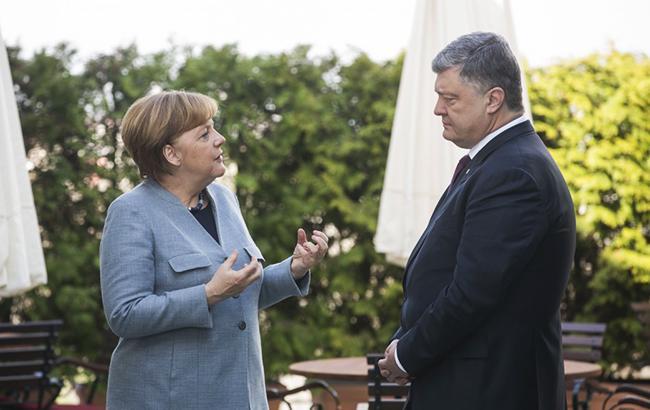 Визит Меркель в Украину: чего ожидать от встреч канцлера ФРГ с украинской властью