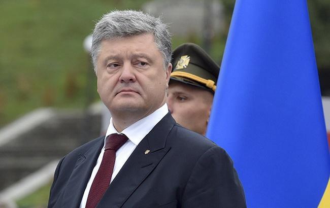Порошенко: не менше 70% українців підтримують вступ до Євросоюзу