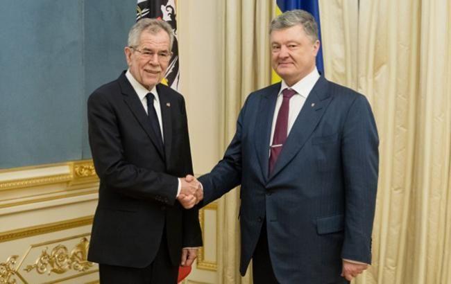 """Порошенко призвал Европу пересмотреть позицию по """"Северному потоку-2"""