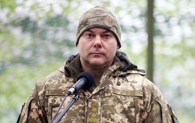 Наев назвал количество задержанных за связи с боевиками с начала ООС