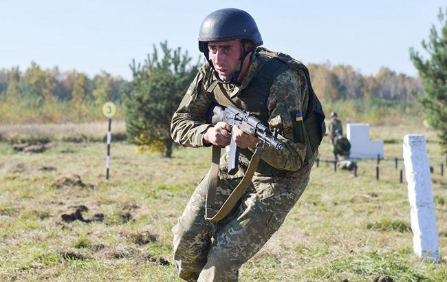 На Донбасі сьогодні отримав поранення український військовий