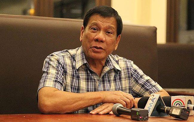 Фото: президент Філіппін Родріго Дутерте (wikipedia.org)