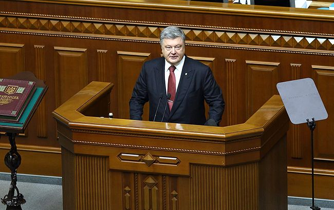 Немає жодних ознак, щоРосія готова піти зДонбасу і Криму,— президент