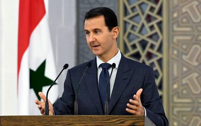 Фото: Башар Асад (presidentassad.net)