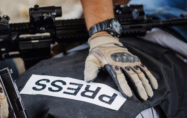Фото: почти треть журналистов Европы подвергались насилию
