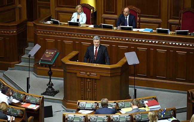 Порошенко очікує зростання української економіки