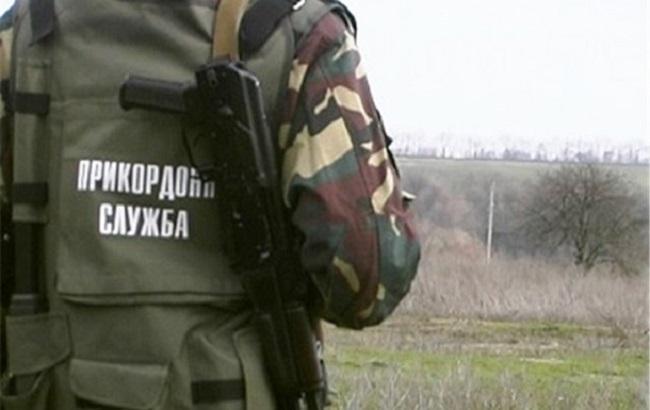 Фото: пограничники Украины