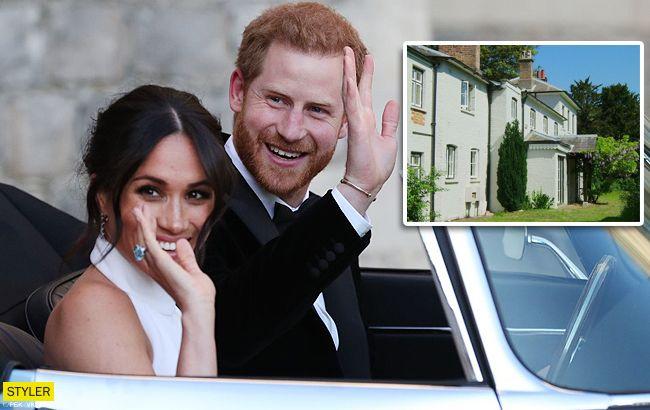 Меган Маркл уедет из Королевского дворца: все подробности