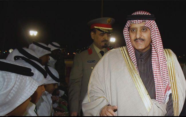 У Саудівській Аравії затримали двох членів королівської сім'ї