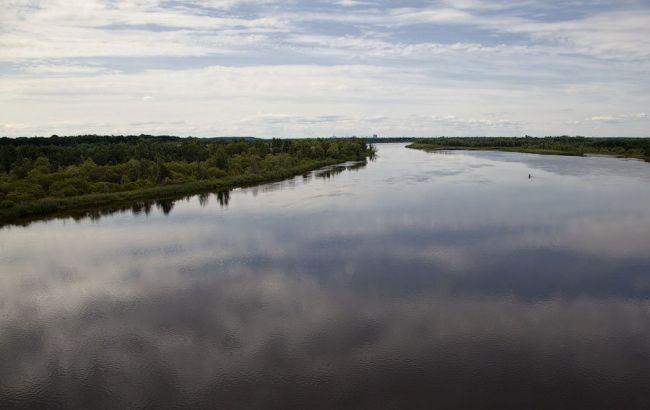 Фото: река Припять