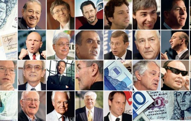 До рейтингу мільярдерів Bloomberg увійшов один українець