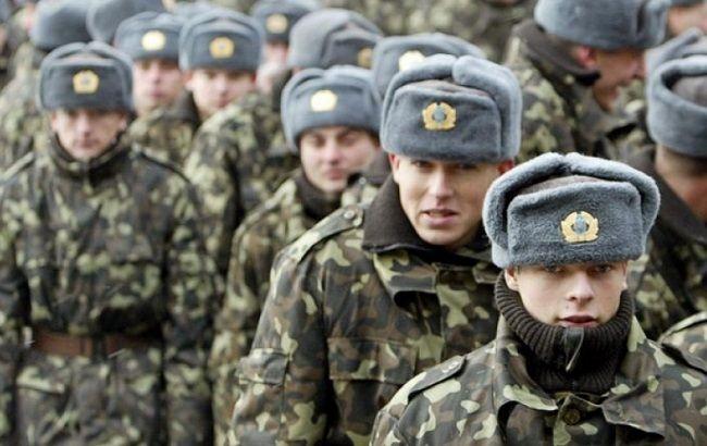 Фото: будущих призывников будут ставить на воинский учет в 17 лет