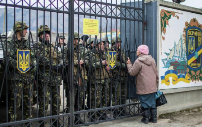 Фото: військовий призов в Україні