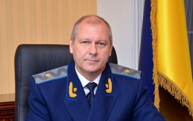 Фото: прокурор Харківської області Юрій Данильченко