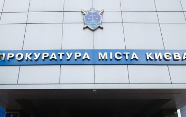 Фото: у Києві здався чоловік, який скоїв вбивство