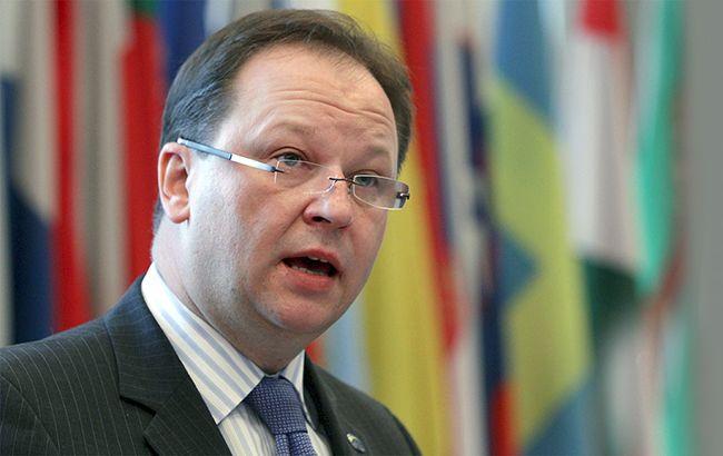 Фото: постоянный представитель Украины в ОБСЕ Игорь Прокопчук