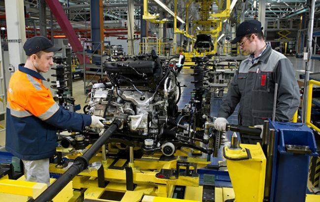 В феврале объемы промпроизводства выросли на 7,6%