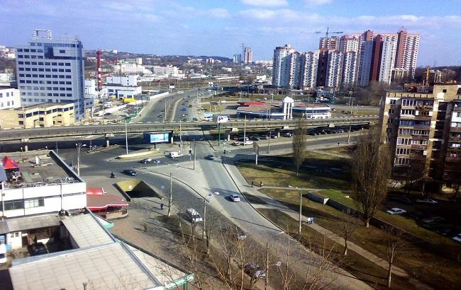 Фото: проспект Науки (Киев)