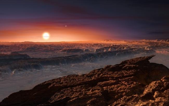 Фото: планета Proxima b є потенційно залюдненою
