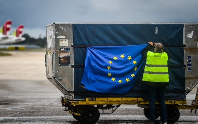 Евросоюз передаст COVAX до конца года более 200 млн доз вакцин от коронавируса