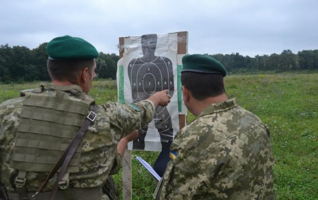 Фото: співробітники Державної прикордонної служби України (RegioNews.sumy.ua)