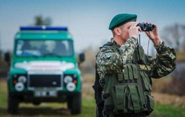 Фото: у Чернігівській області прикордонники затримали росіянина без документів